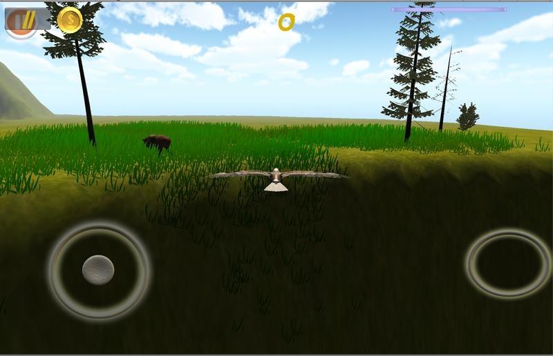 Unity 3D Bird Simulator Progress – The Bird is Flying, now